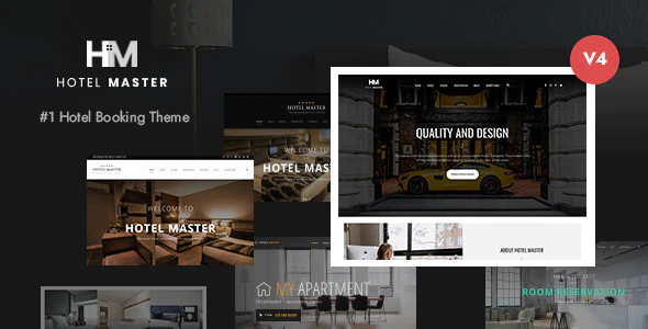 Download Free Hotel Master WordPress Theme