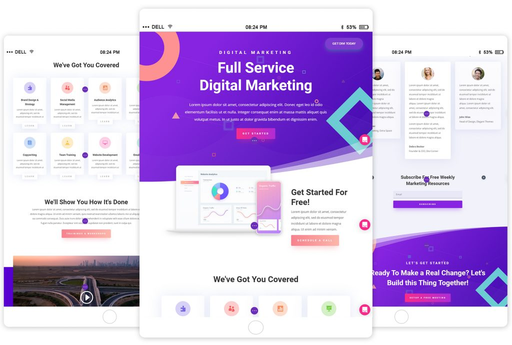 Download Free Divi