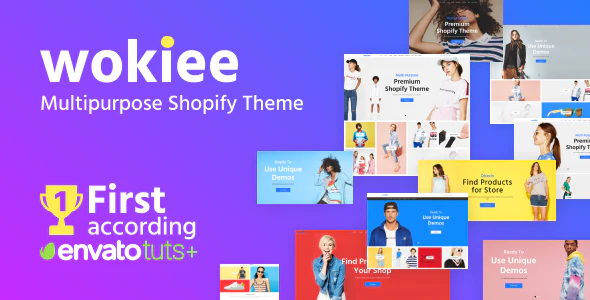 Download Free Wokiee – Multipurpose WooCommerce WordPress Theme