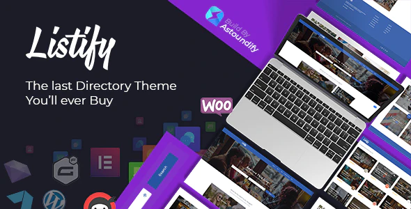 Download Free Listify – Directory WordPress Theme