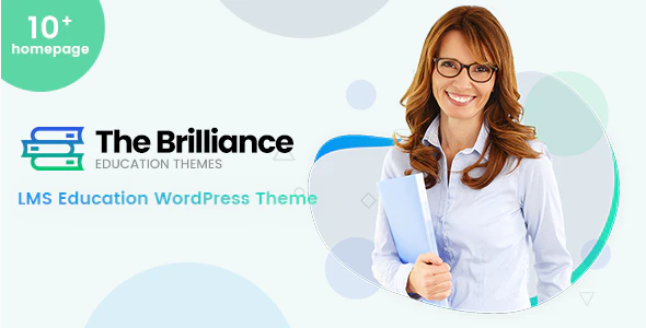 Download Free The Brilliance – LMS Education WordPress Theme