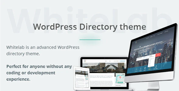 Download Free WhiteLab – WordPress Directory Theme