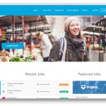 Best Responsive WordPress Classifieds Themes for Job Boards