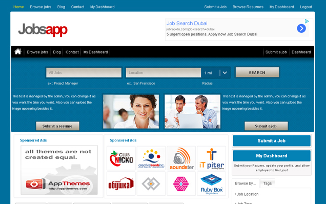Download Free Jobsapp Job Board